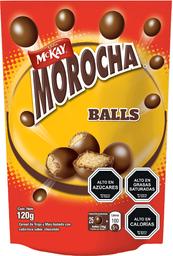 Chocolate Morocha Balls 120g