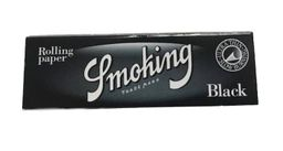Papelillo Tabaco Smoking Negro 50Un