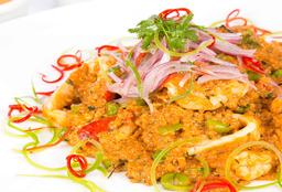 Picante de Quinoa y Mariscos