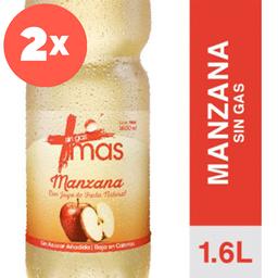 3x Cachantun Mas Manzana Pet 1600