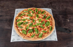 Pizza Caprese Margarita XL