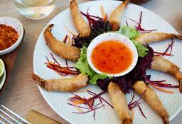 Camarones Crunchy Thai
