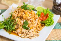 Pad Thai Tofu Camarón