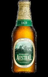 Cerveza Austral Lager 330 ml