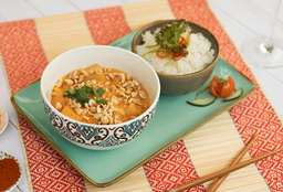 Massaman Curry de Pollo