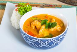 Curry Amarillo de Camarón