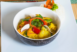 Curry Amarillo de Lomo