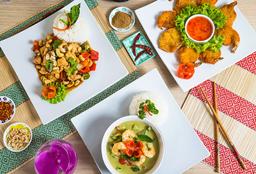 Menú Koh Phi Phi