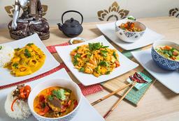 Menú Degustación de Currys