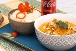 Disfruta Massaman Curry Lomo
