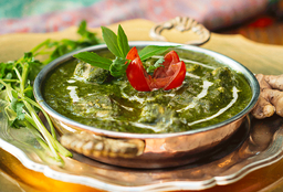 Chicken Palak