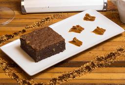 Brownie Normal con Tagatosa