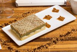 Brownie Té verde Matcha y Chocolate Blanco