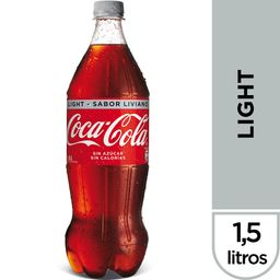 Bebida Coca Cola Light 1.5L