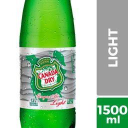 Bebida Ginger Ale light 1.5L