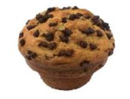 Muffin Americano Chip Chocolate