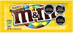 M & M Mani Peanut Chocolate