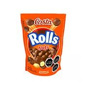 Costa Rolls Nuts Chocolate 170g