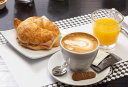 Desayuno Paris
