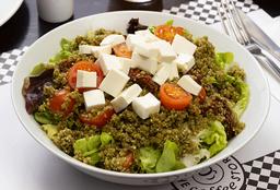 Ensalada Quinoa Caprese