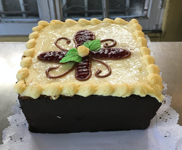 Torta Chocolate Frambuesa (8 a 10 personas)