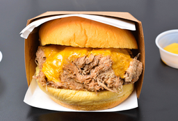 Pulled Pork Chachan
