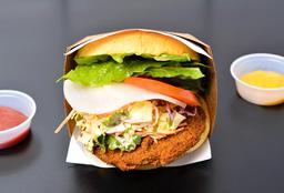 Veggie Burger Falafel