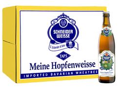 Schneider Weisse tap 5 Hopfenweiñssen
