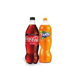 Promo: 2x Coca Cola 1.5Lt Variedades