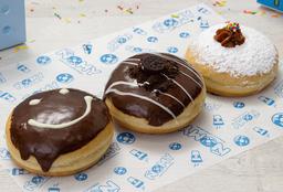 Promo 3 Donuts