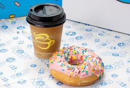 1 Ñomy Donut + Café