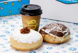 2 Ñomy Donuts + Café
