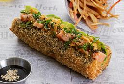Sushi-Dog Salmón