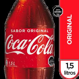 Coca-Cola Original Bebida Botella