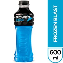 Powerade Frozen 600cc
