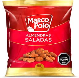 Almendras Saladas Marco Polo 80g
