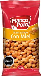Mani Con Miel Marco Polo 100g