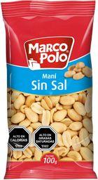 Mani Sin Sal Marco Polo 100g
