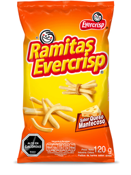 Ramitas Queso Evercrisp 120g