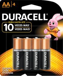 Pilas Duracell AA 4U