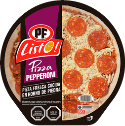 Pizza Pepperoni PF 425g