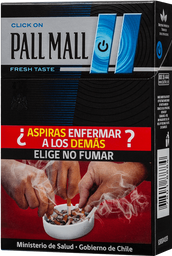 Pall Mall Click Azul Hl 20Un
