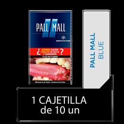 Pall Mall Blue Cigarrillos Cajetilla 10Un