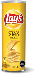 Lays Stax Sal 140g