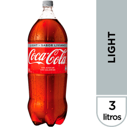 Coca Cola Light 3000cc