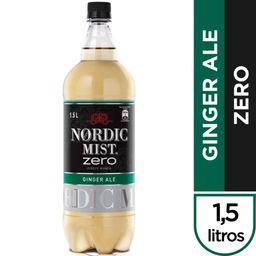 Nordic Ginger Ale Zero 1500cc