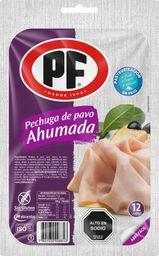 Pechuga de Pavo Ahumada PF 150g