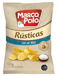 Papa Frita Rustica Sal De Mar Marco Polo 200g