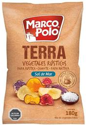 Terra Vegetales Rústicos Marco Polo 180g