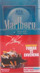 Marlboro Cigarrillos Touch